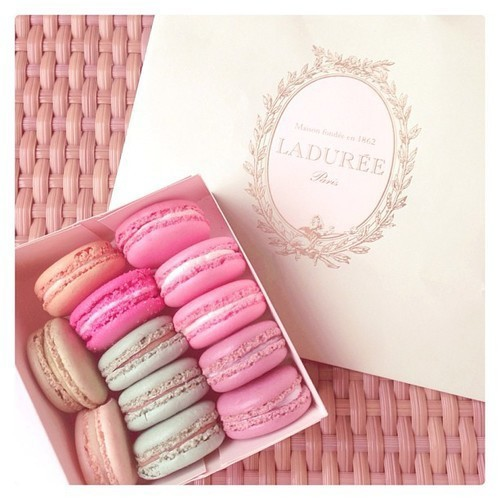 Best macarons on the planet- take me back!