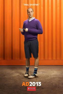 thebluthcompany:  Netflix's Arrested Development Character Posters This is like Christmas in April. [via]