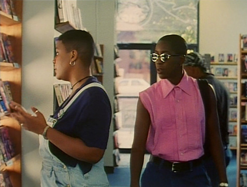 banji-realness:  human-activities:  The Watermelon Woman (Cheryl Dunye, 1996)  #1 movie I've gotta see