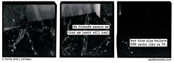 softerworld:  A Softer World: 961 (6 broken ribs and a cracked sternum. Good as new.) buy this print