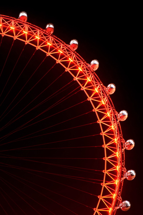 galixies:  London Eye