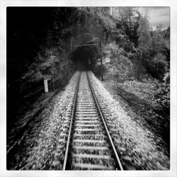 Follow the tracks. #NSB #Norge #Train #Tog #Vignette