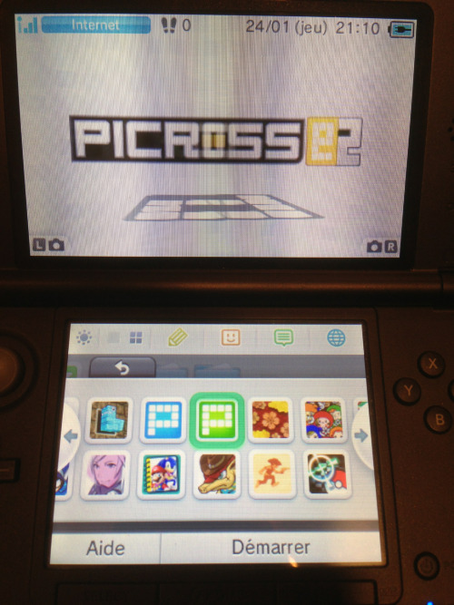Picross e2 is now available on european eShop