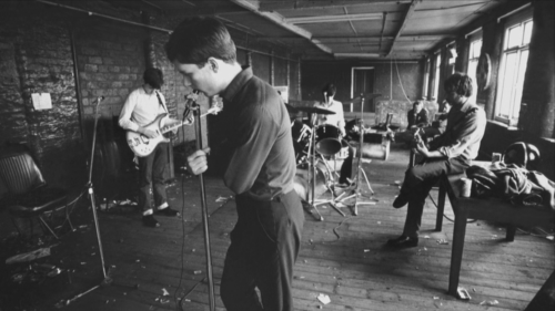 d-estruction-overdrive:  Joy Division, February 8th, 1980