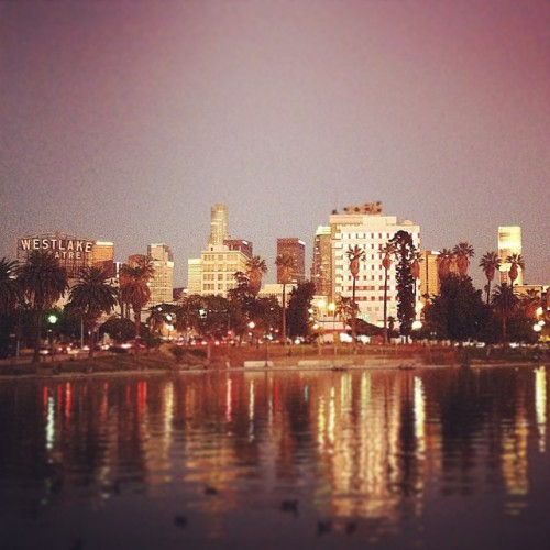 my backyard is pretty dope ngl (at MacArthur Park)