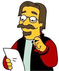 Happy birthday Matt Groening.