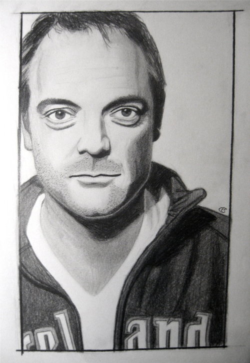 Mark Sheppard by ~saltylime for amber