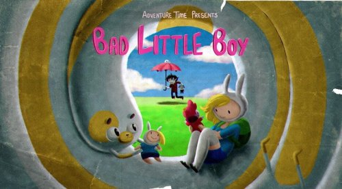 Portada Bad Little Boy Submitted by alexreznov45