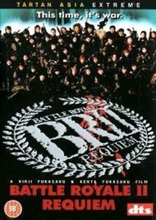 I'm watching Battle Royale II: Requiem                        Check-in to               Battle Royale II: Requiem on GetGlue.com