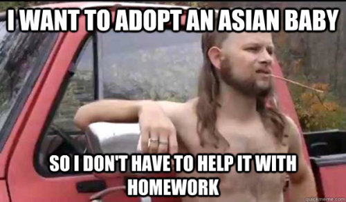 meme-spot:  Almost politically correct redneck