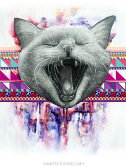"city-of-vultures:   ""Dreamer3"" beart24  (Thailand) via Curioos"