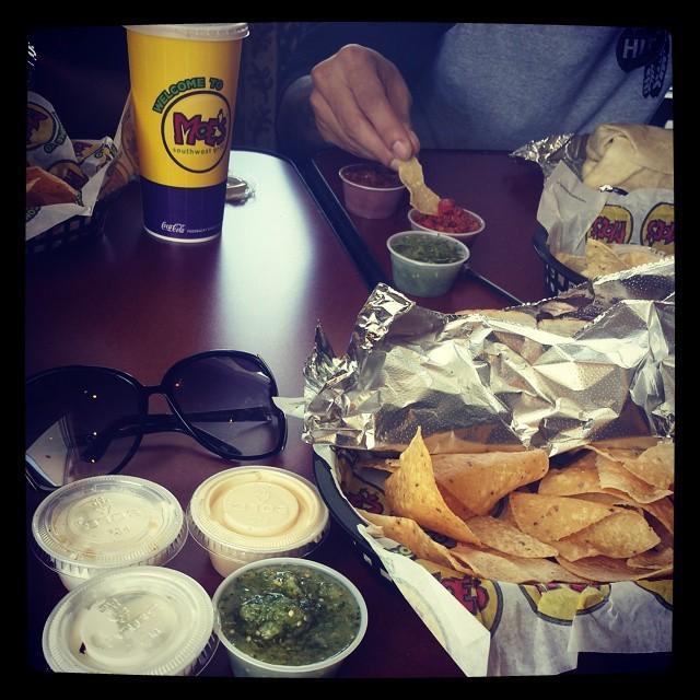 Moes ♡ #moes #southwest #yummy #lunch #moessouthwest #foodporn #foodgasm