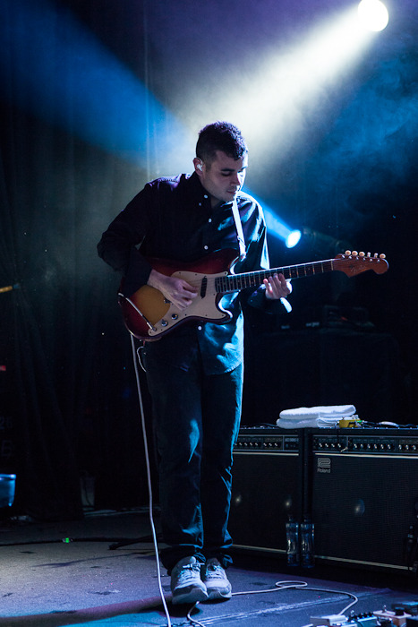 Rostam Batmanglij at Metro Theatre in Sydney (Photos by Clare Hawley)