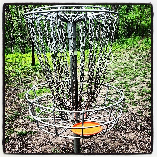 I got caught up in 3 games of #DiscGolf today. No time for making videos. :| (at Dalewood Disc Golf Course)