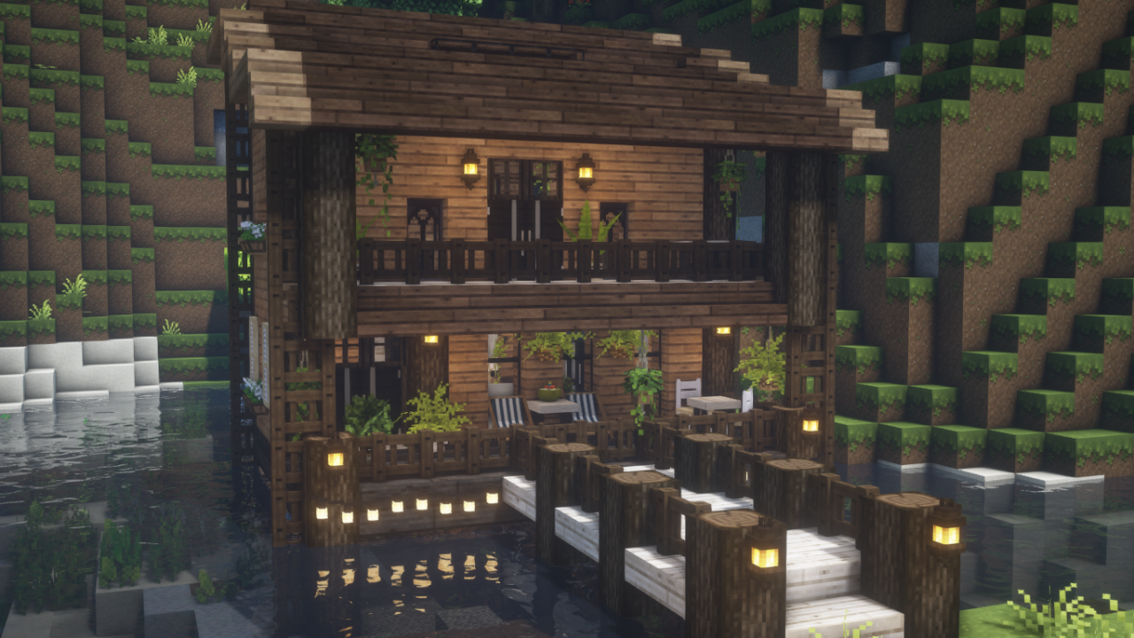 Minecraft Houses Tumblr Posts Tumbral Com