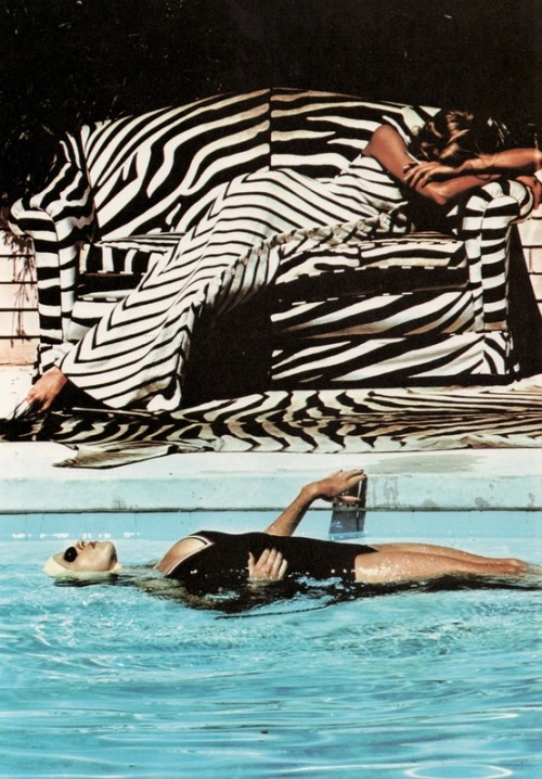 Helmut Newton, Vogue 1973