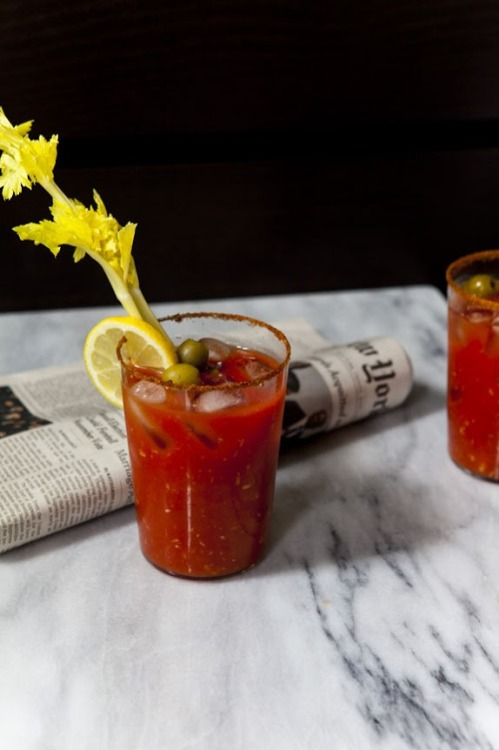 i could really go for the best bloody mary you'll ever have right [about] now.