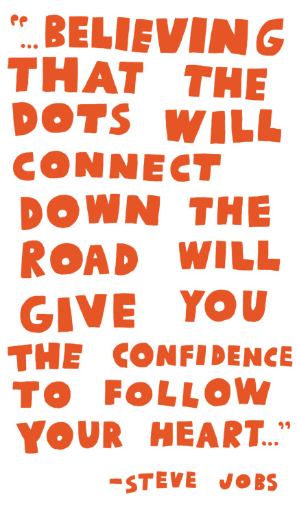 artdirections:  Monday Morning Wisdom Handrawn type by Andy J. Miller