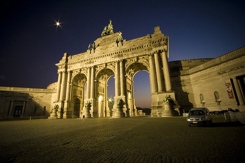 | ♔ |  Cinquantenaire II  | by © plαdys on Flickr