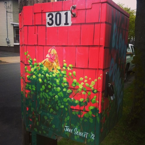 More of the #Halifax Chicken Boxes.  #trialseparation http://bit.ly/17LMCVE