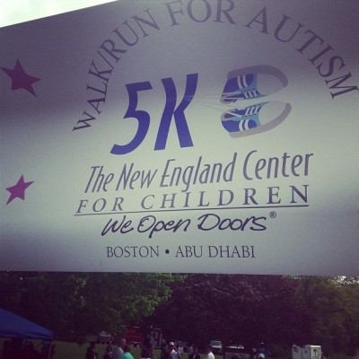 A good way to start this Saturday morning #necc #5k