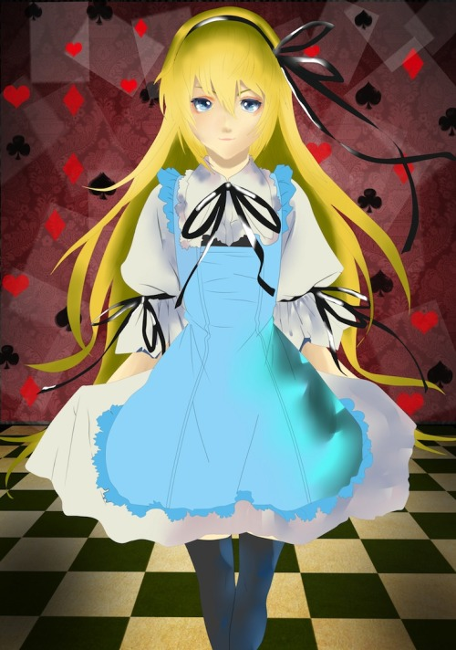 Alice by ~haaniim