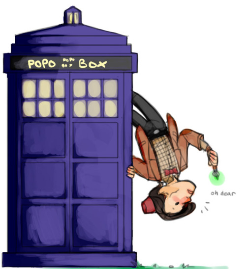 marchingthroughthetardis answered your question: SKETCH REQUEST ME THINGS (that i'd actually draw…  Would you could you do Doctor Who?  Now that is something I can certainly do, I'll draw you the Doctor (and the TARDIS, too!)