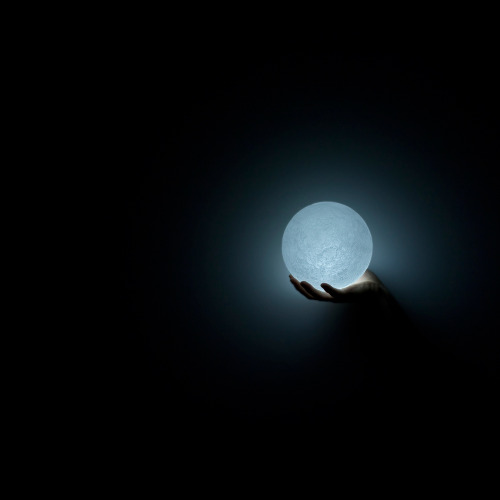 "myampgoesto11:  Topographically accurate LED moon light by NOSIGNER  ""The so called Supermoon – the lunar occurance on March 19th, 2011 in which the moon appeared 14% bigger and 30% brighter –  shined down on the people of Japan, inspiring them to believe in, and have hope for, rebuilding what they had lost just over a week ago. The Moon is a topographically-accurate LED light that was created based on data retrieved from the Japanese lunar orbiter spacecraft Kaguya."""
