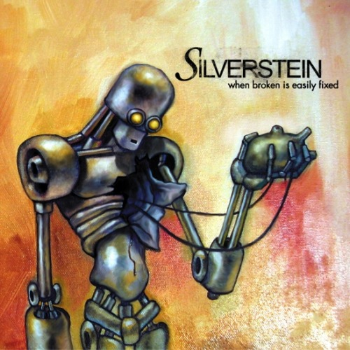 Silverstein's debut album When Broken Is Easily Fixed is officially 10 years old now.  I owe so much of who I am, musically and as a person to this band and album and still remember my cousin showing it to me in 7th grade and me skateboarding to what was Warehouse Music at the time and buying it.  Thank you Silverstein for creating one of the first and biggest steps in my life with music.