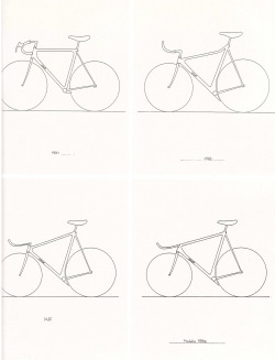 roadkillmelone:  Cinelli Laser sketches (via pipco82)