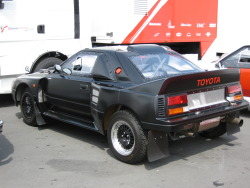 Toyota 222D MR-2 Group S (potential Group B) rally car 750 kg (1700 lb) and 750 horsepower!