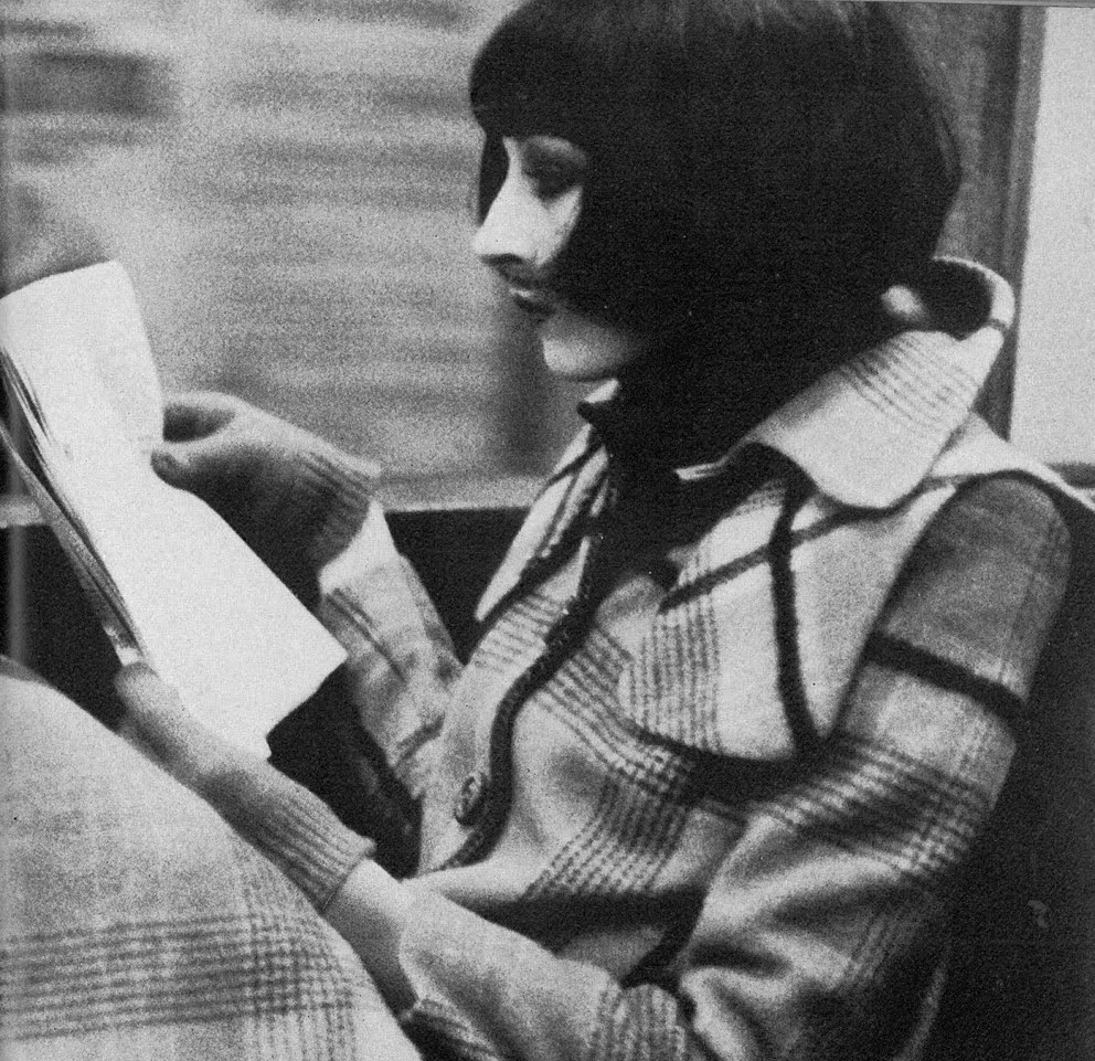 bohemea:  Anjelica Huston - Vogue UK by Bob Richardson, November 1971