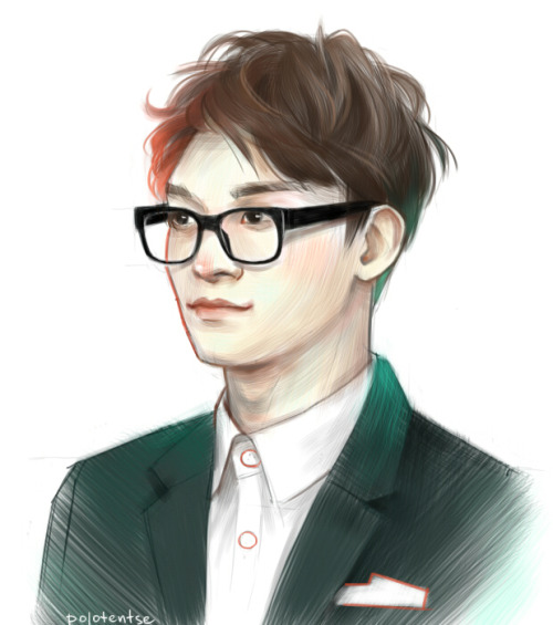 polotentse:  Chen for tochennie Ő◡Ő