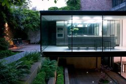 Taylor House, London by Paul Archer Design.