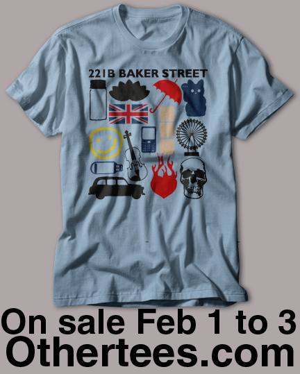 Sherlock Moments on sale starting tomorrow at OtherTees!