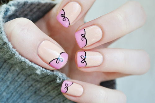 liglitterbug:  Love these nails!