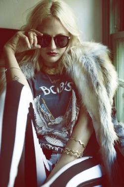 We love this punk rock look! Shop this style on StyleSays.com