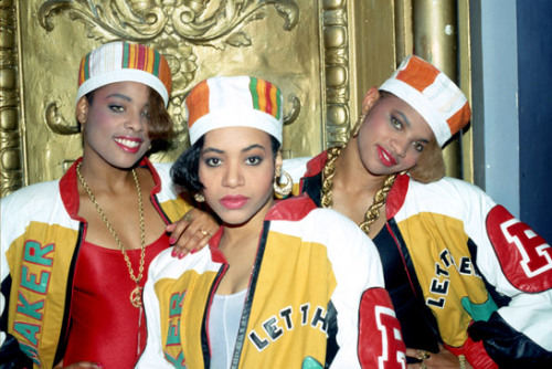 Throwback Thursday: Ladies of early 90s Hip Hop