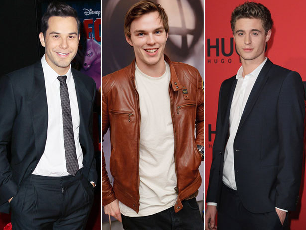 From Nick Hoult To Max Irons, 13 Actors We Think Are Headed For The A-List In 2013