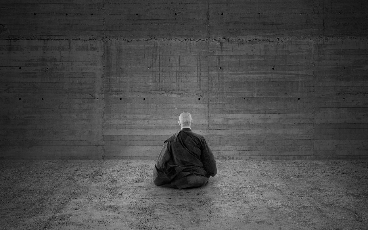 brutalist sangha, i miss my steps to becoming bhikkhu. those were good days.