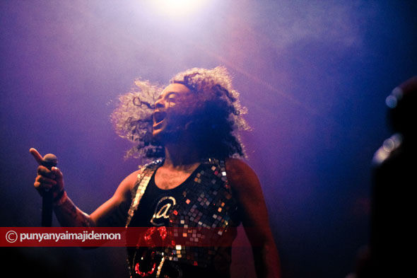 SkyBlu from LMFAO @ Java Soulnation 2011