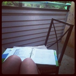 Outside study session #study #school #finals #me #legs #nerd #skinny #follow #followme #stress #tired #exams  (at Its Way Past Carries bedtime)