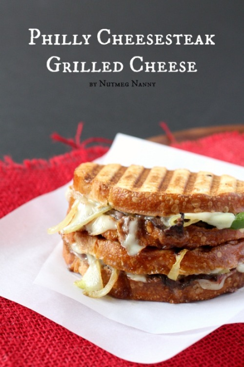 Dear everybody,  Can we stop calling everything a grilled cheese? This is a Philly Cheesesteak that's just not on a sub roll, not a grilled cheese. (Ok sure Philly people will argue that it's a Philly Cheese steak, but you get the point). A grilled cheese is cheese and bread, maybe some condiments or some meat, that's it. Everything else is a fucking sandwich. Have a happy friday!
