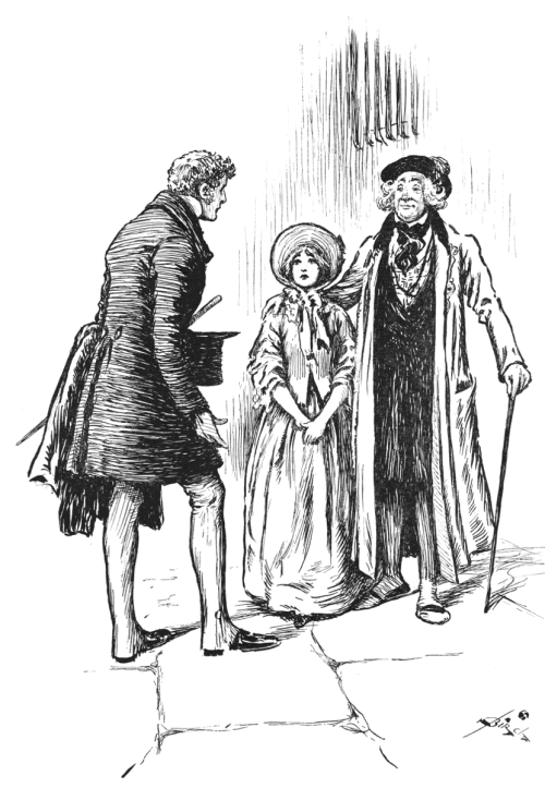 toscanacockney:  Arthur Clennam calling on Little Dorrit and her father at The Marshalsea. Piango solo a vedere l'immagine.