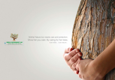 World Environment Day Ad by Valappila Communications