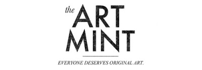 — The Art Mint! — Check out the awesome new site for collecting affordable, original art from curator and artist Kelly Worman (who also mans Ground.Arts and Studio Spoken). The Art Mint helps new collectors get started and on-the-rise artists get sold, fostering connections at an important stage. Find work from Ms. Worman, Polly Shindler, William Hutnick and more…