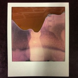 Headless Mom #polaroid #expired #mom #color #impossibleproject
