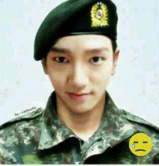 virove:  dam we will miss you T_T but wow you look handsome in that uniform 0.0