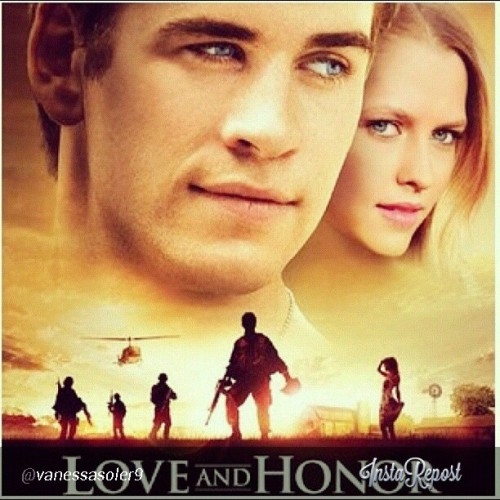 #NowWatching while working `Love and Honor` starring @64instalegend and Teresa Palmer :) #movies #igers #liamhemsworth #teresapalmer #instalike #hollywood