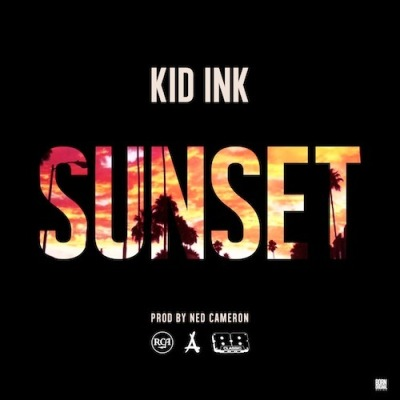 "New 1st Single ""Sunset"" Of Kid Ink's upcoming EP ""Almost Home"" Droping 5/28/13 Via iTunes!! Link: http://www.hotnewhiphop.com/kid-ink-sunset-song.1379049.html"